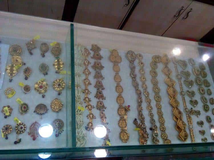 Queen's The Art Jewellery, Dilsukhnagar - 1 Gram Gold