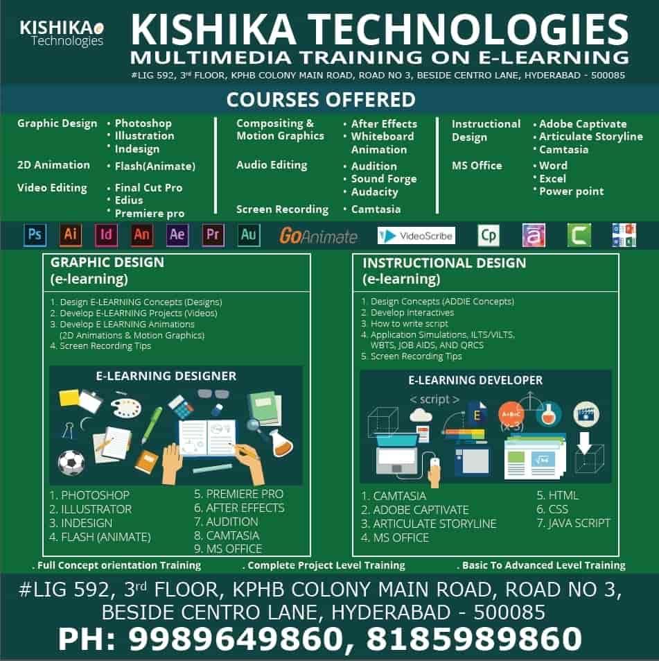 Kishika Technologies Elearning Training Institute Photos