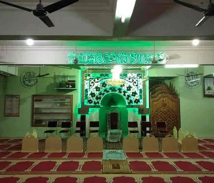 Markaz E Ahlesunnat, Shaheen Nagar-barkas - Mosques in