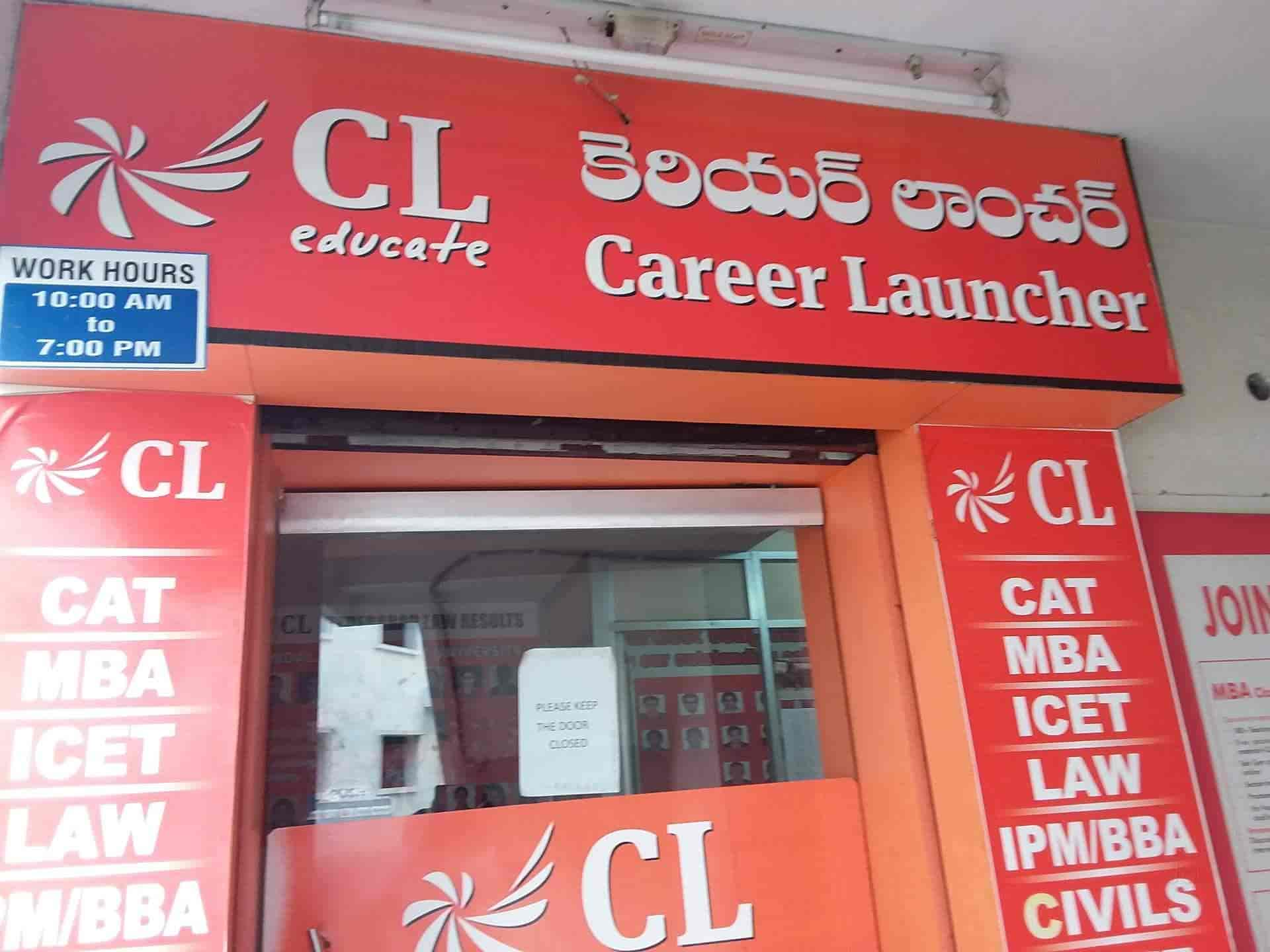 Career Launcher Ltd, Ameerpet - Tutorials in Hyderabad - Justdial