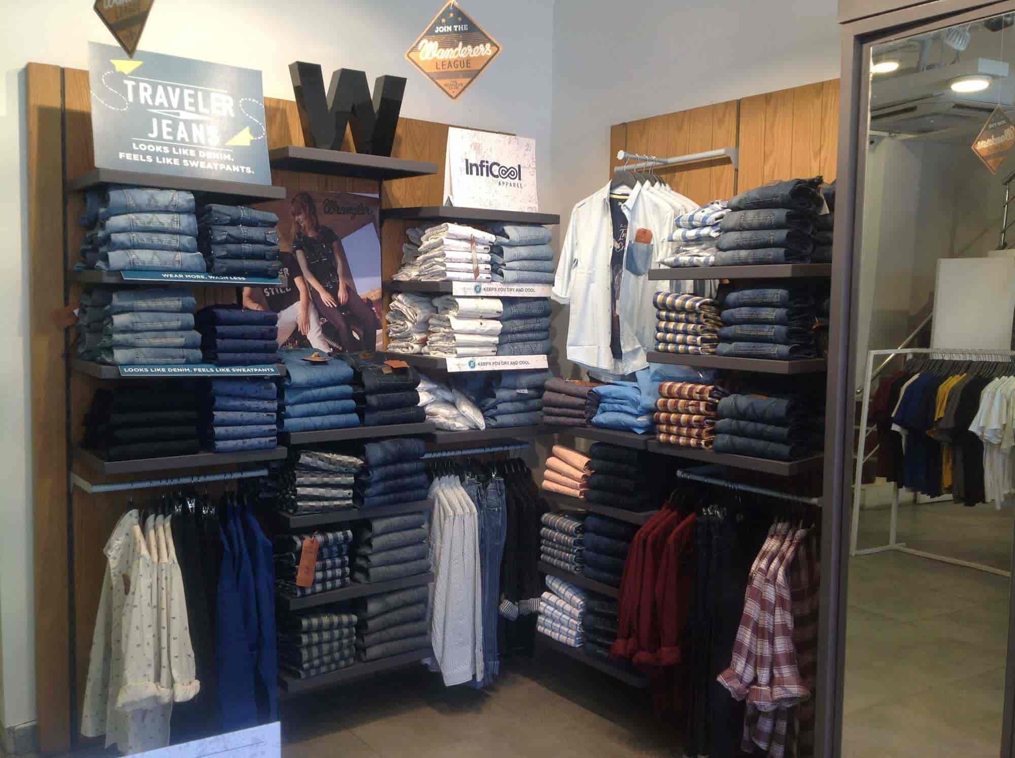 ed2769c2 Lee & Wrangler Store, Habsiguda - Jeans Retailers in Hyderabad - Justdial