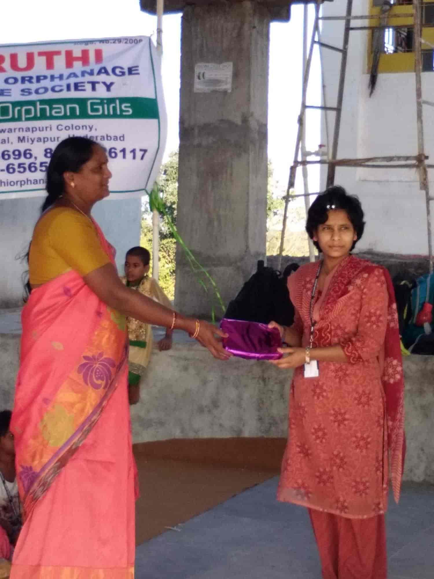Maruthi Orphanage For Girls, Miyapur - NGOS For Child Labour