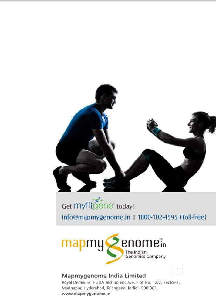 Mapmygenome India Limited, Madhapur - Diagnostic Centres For ... on