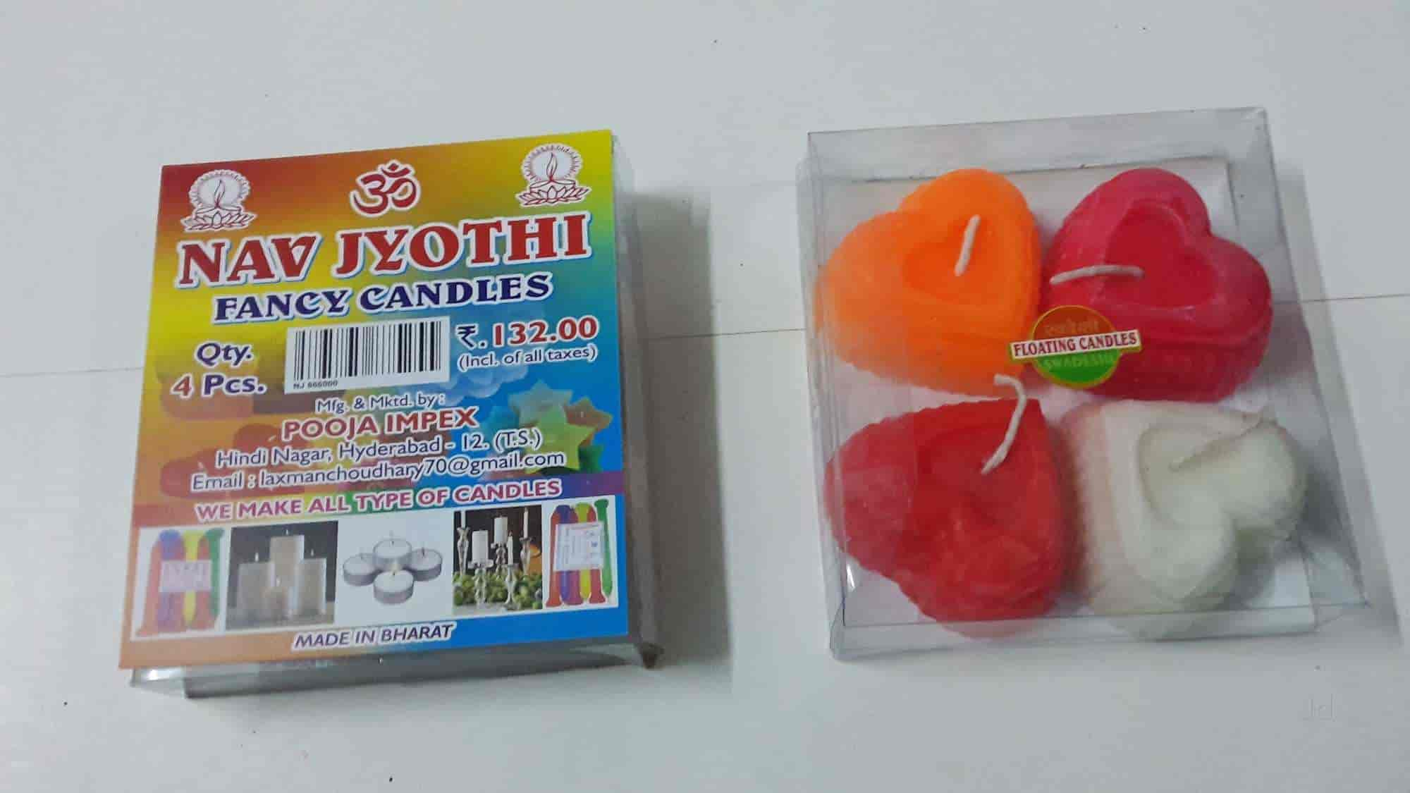 Navjyothi Candles, Darussalam - Candle Manufacturers in
