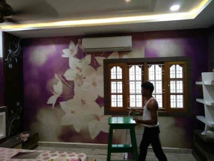 Wall Skin Interiors Photos Malakpet Hyderabad Pictures Images