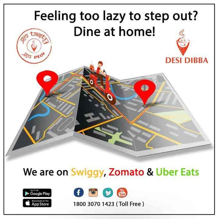 Desi Dibba, Madhapur, Hyderabad - Home Delivery Restaurants - Justdial