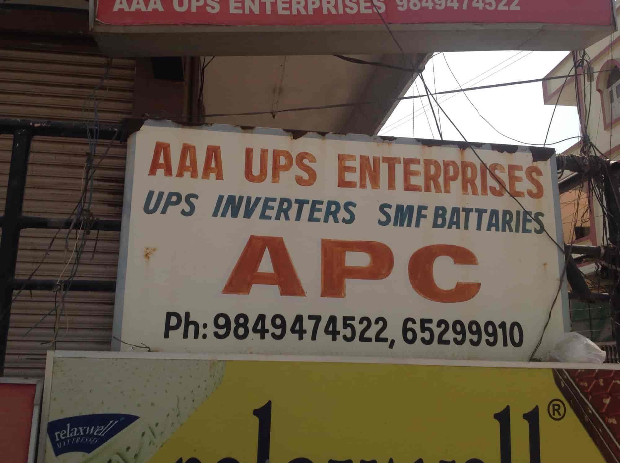 Aaa Ups Enterprise Pvt Ltd, New Bowenpally - UPS Dealers-APC in