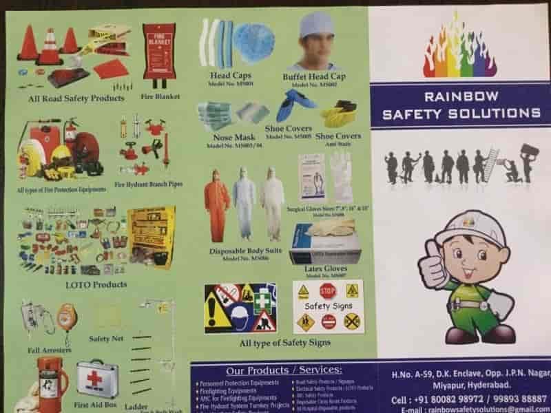 b7264dd8058 Rainbow Safety Solutions