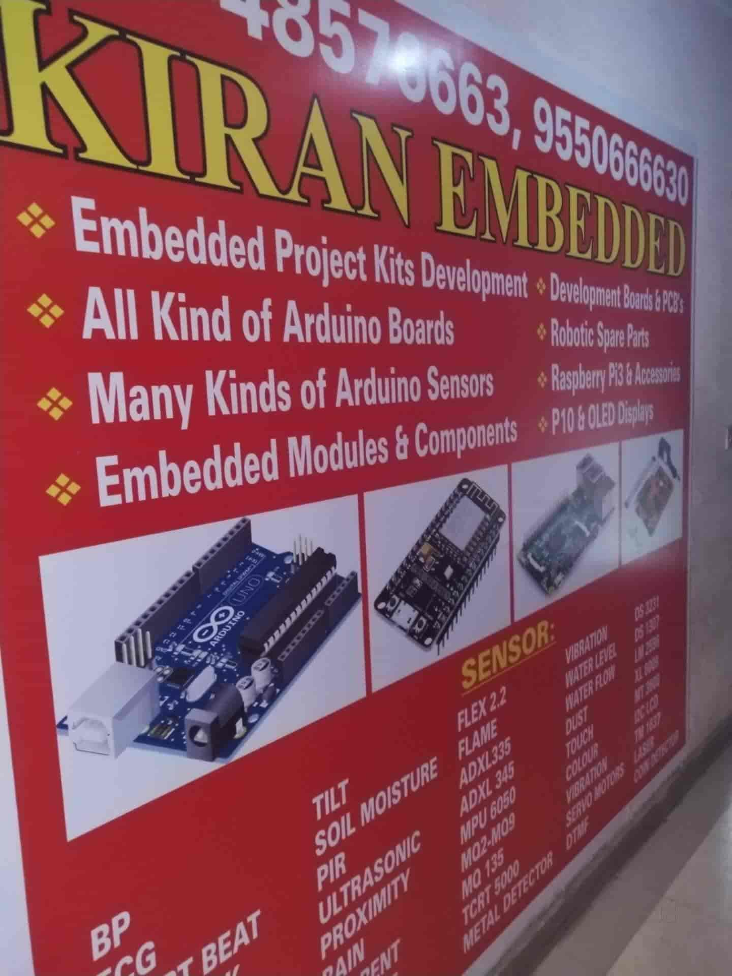 Kirans Embedded Solutions Pvt Ltd Ameerpet Computer Training Institutes For Embedded System Design In Hyderabad Justdial