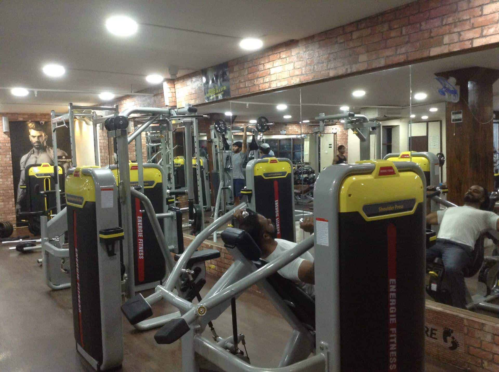 AB Fitness GYM PRO, Banjara Hills - Gyms in hyderabad - Justdial