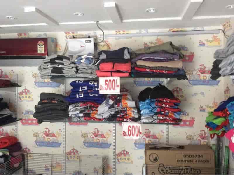 Export And Imports Kids Wear, Chanda Nagar - Readymade