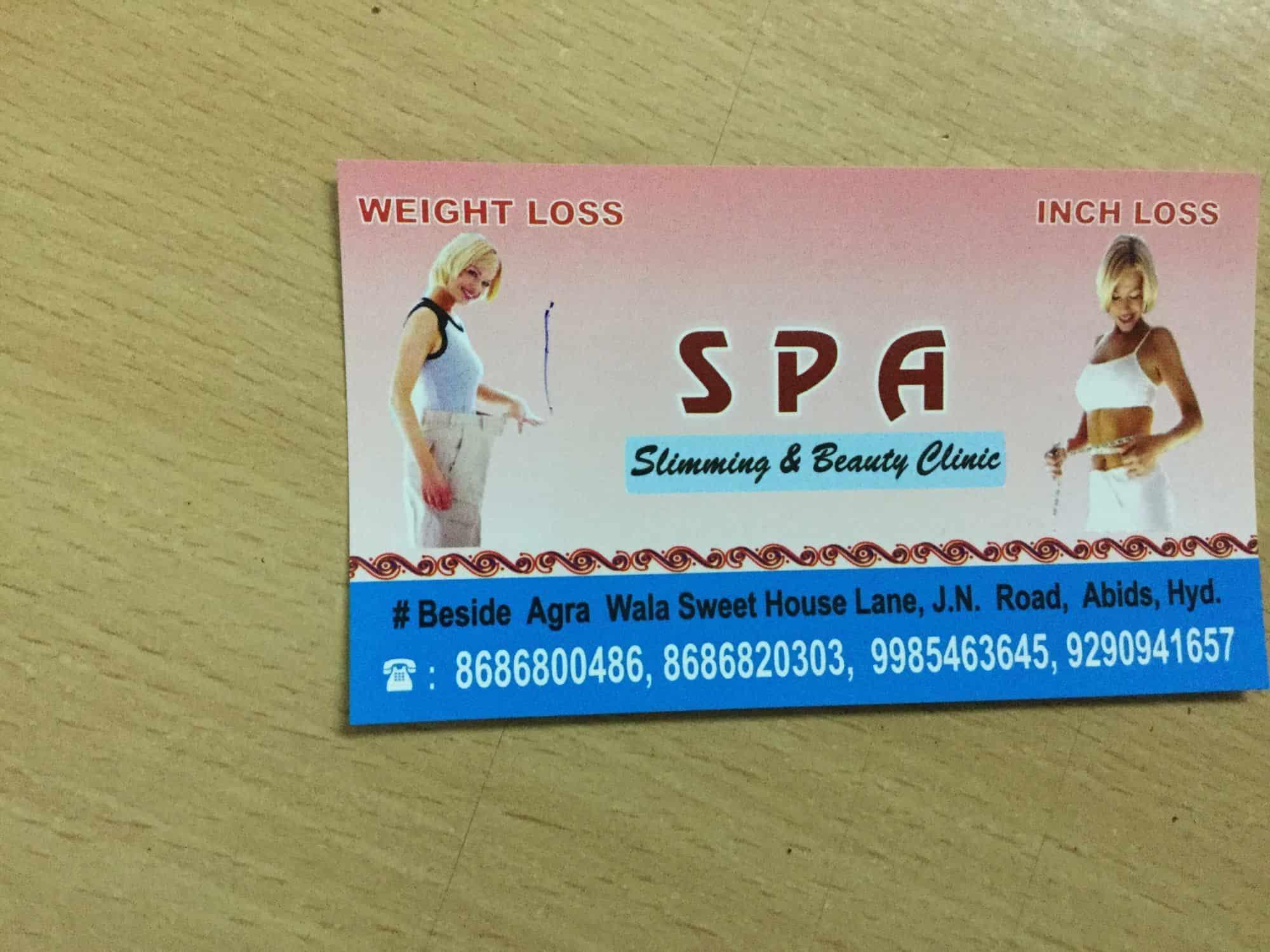 SPA program for slimming