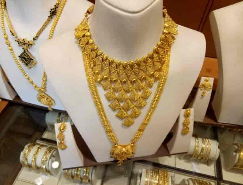 at emerald mor uploadview by jewellers gold jewellery necklace hyderabad