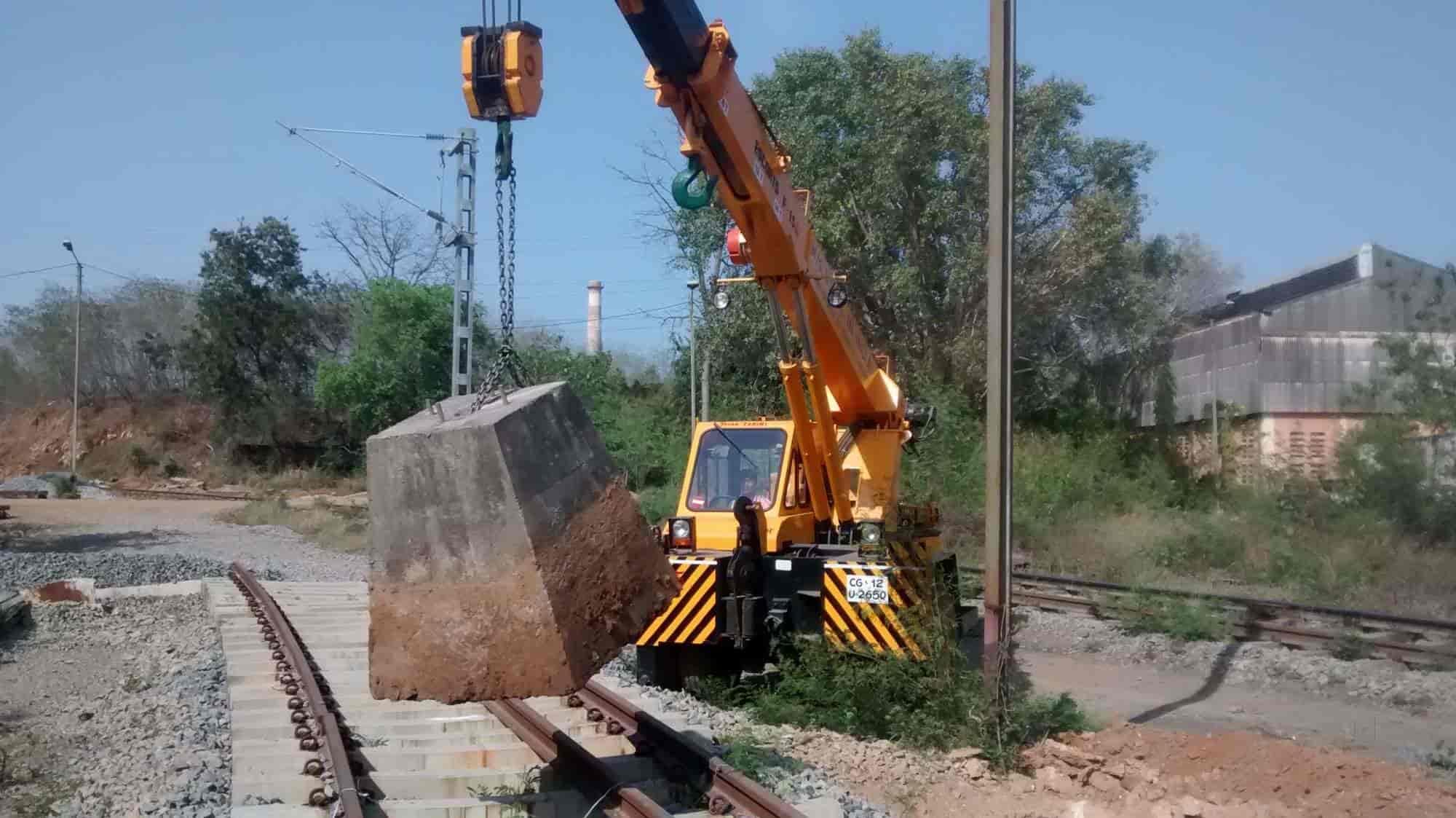 Ss Rail Works Pvt Ltd, Yellareddyguda - Railway Contractors in