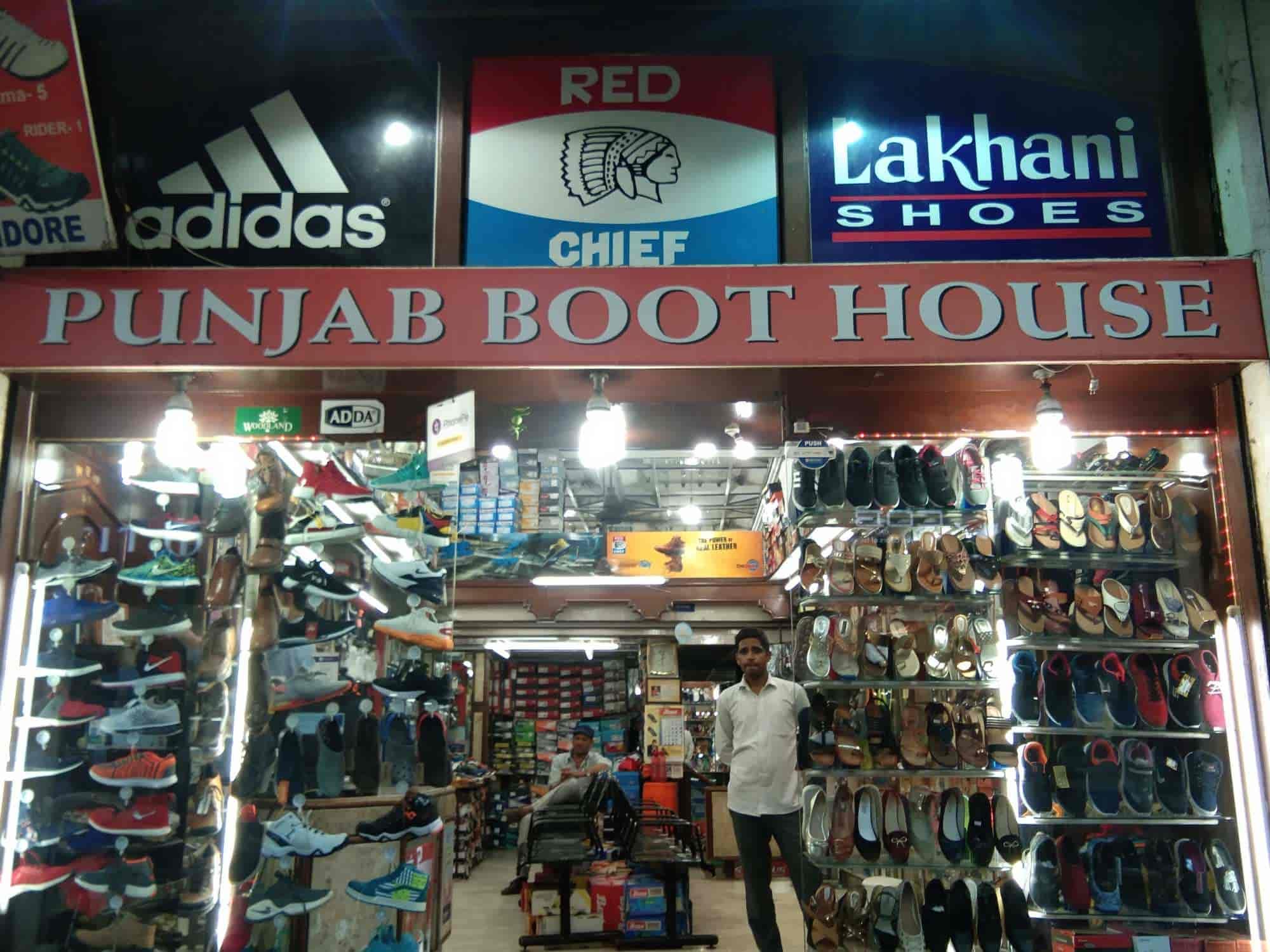 Punjab Boot House, Jail Road - Shoe
