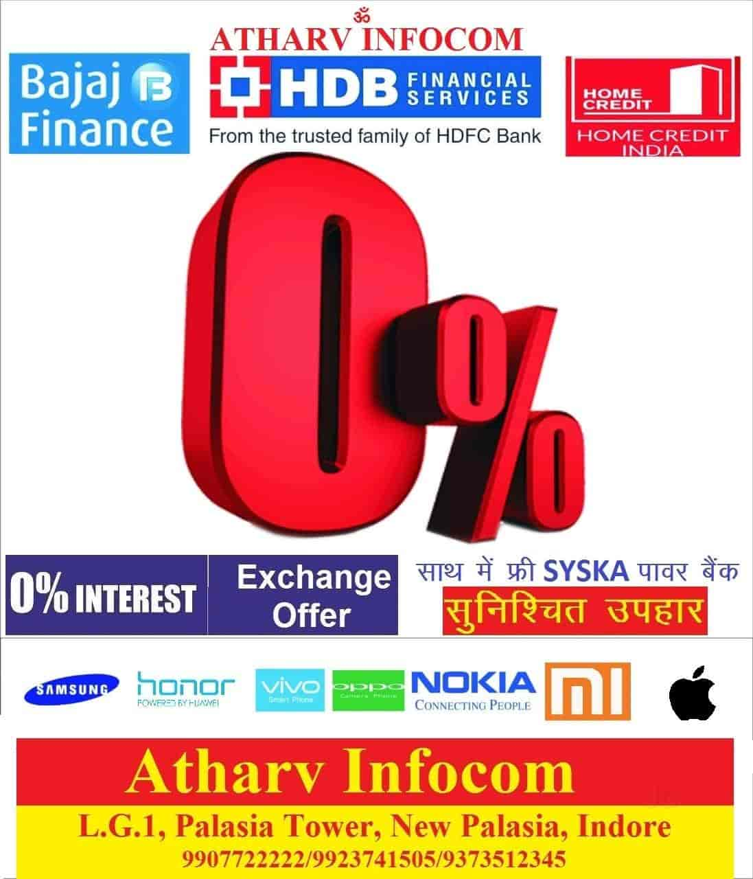 Atharv Infocom, New Palasia - Mobile Phone Dealers in Indore