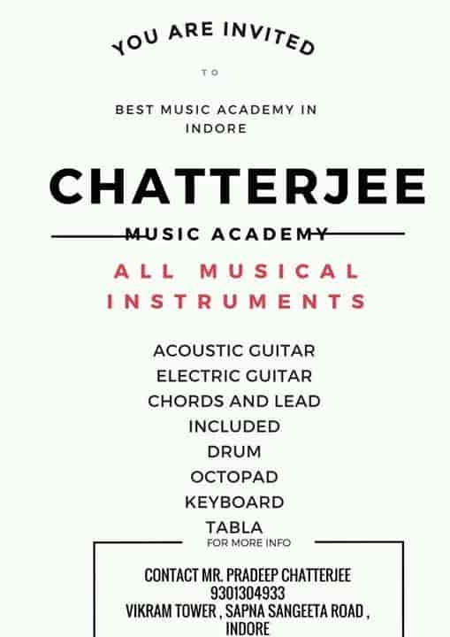 Chatterjee Music And Dance Academy, Sapna Sangeeta Road