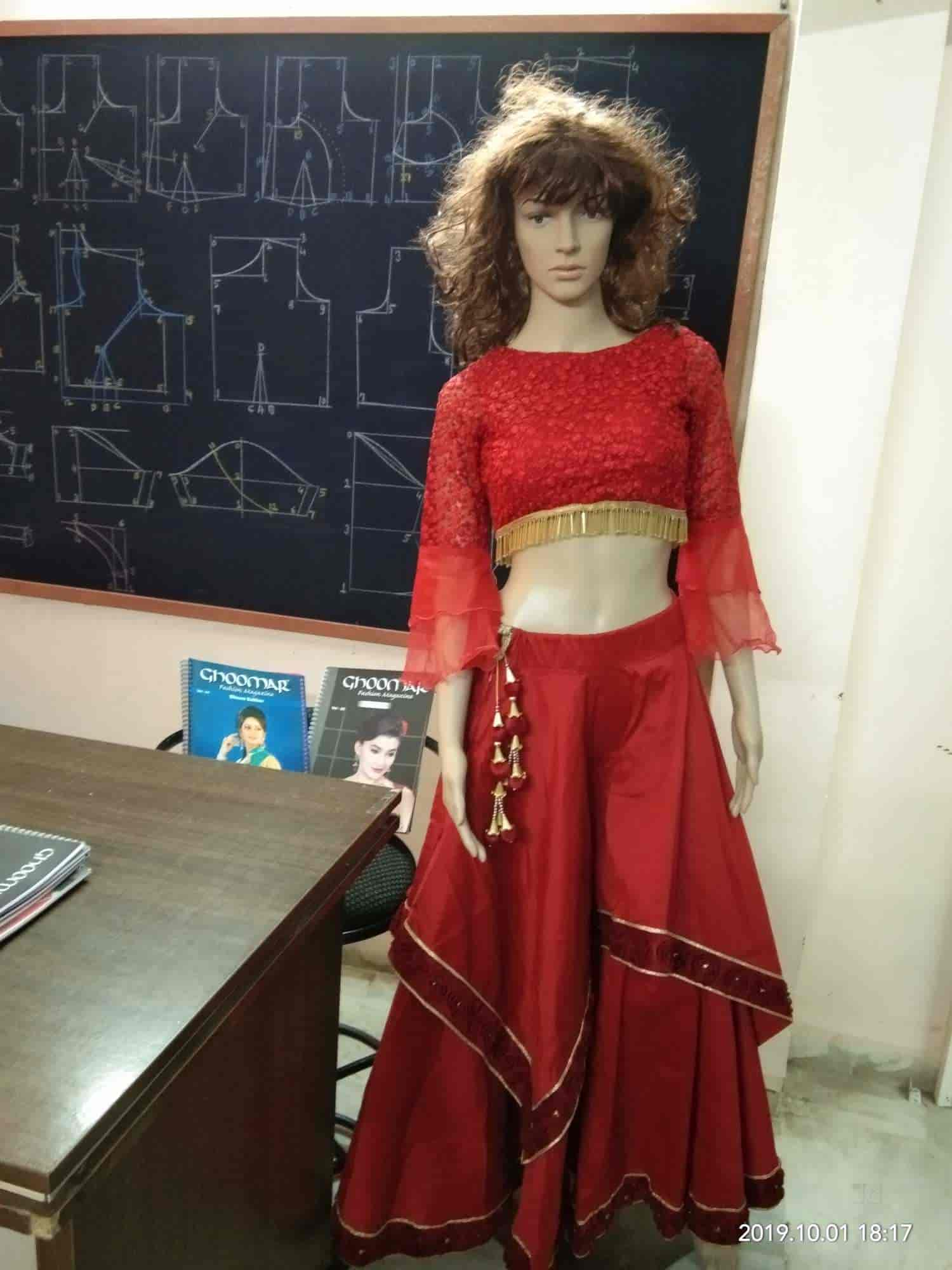 Ghoomar Institute Of Fashion Designing Sudhama Nagar Dayal Guru Gate Near Bank Of Maharashtra Fashion Designing Institutes In Indore Justdial
