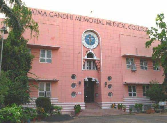 MGM Medical CollegeIndore banner