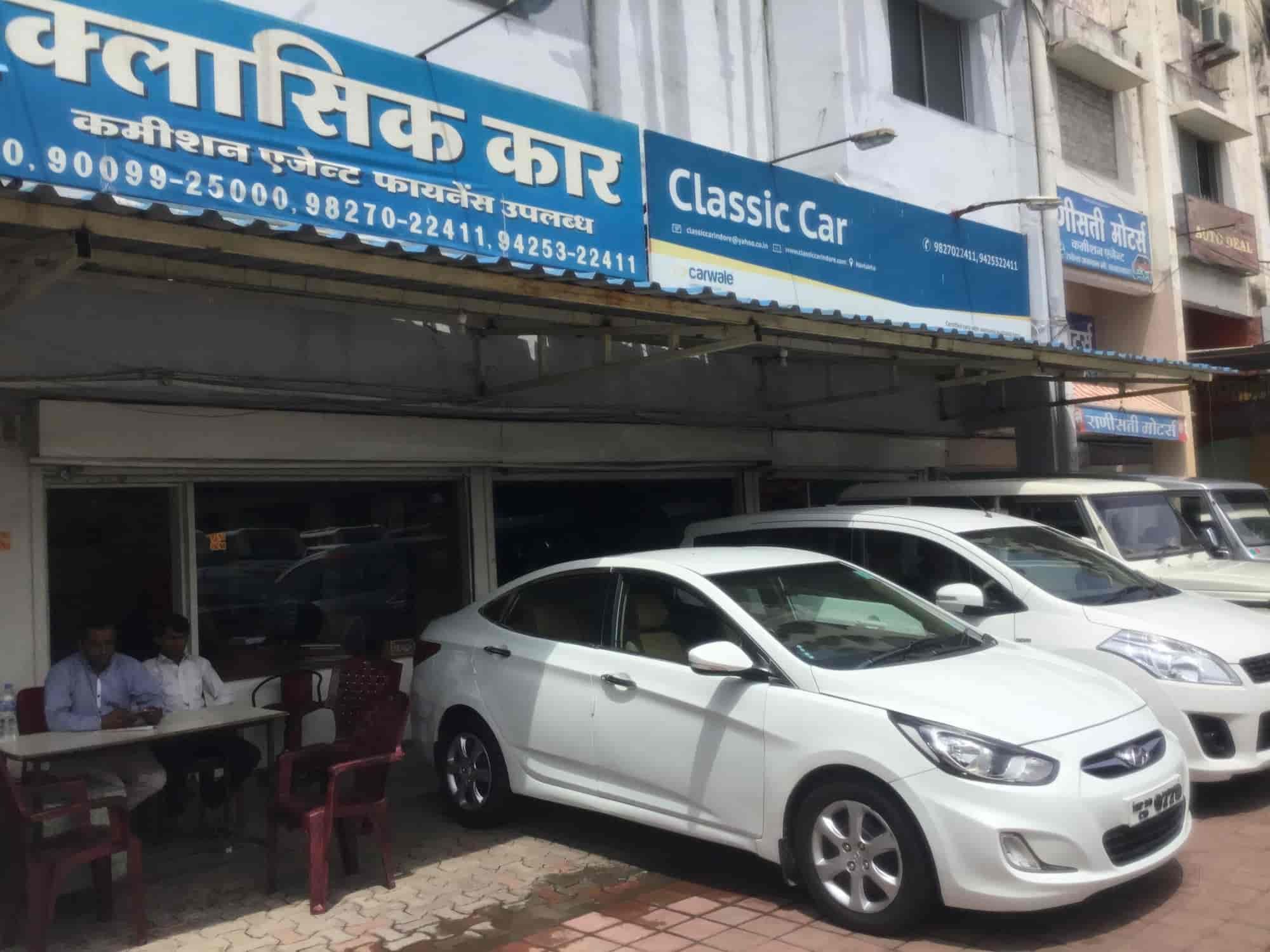 Classic Car Navlakha Second Hand Car Dealers In Indore Justdial