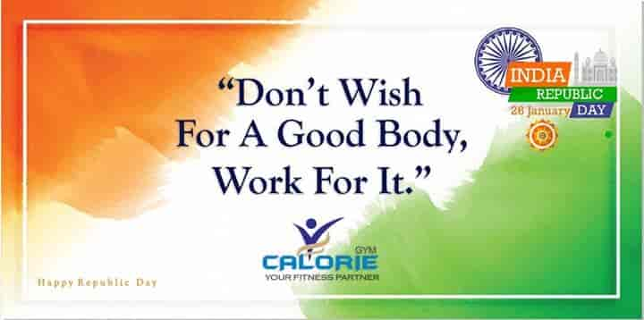Calorie Gym, Bengali Square - Gyms in indore - Justdial