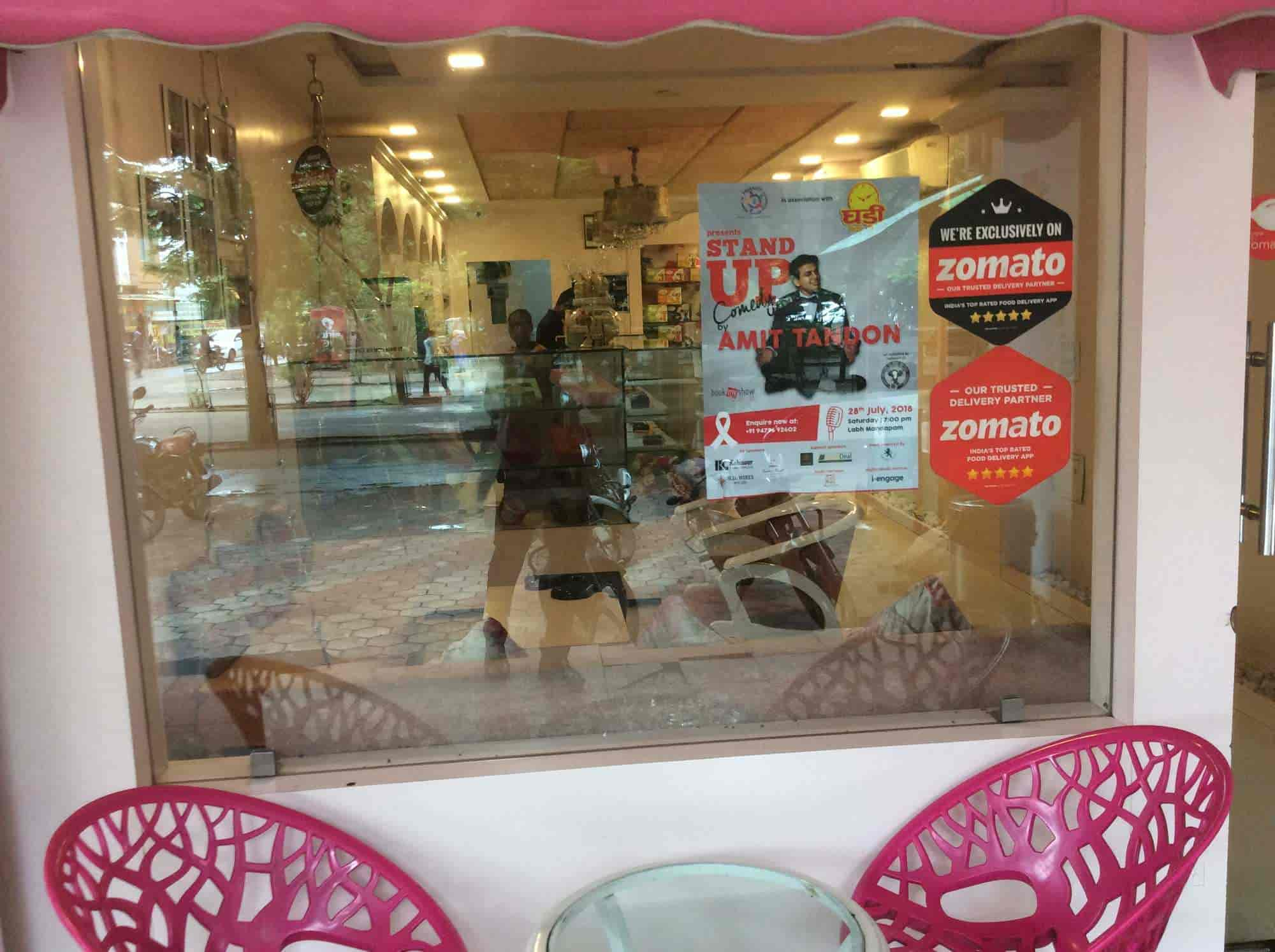 Cakes N Craft Vijay Nagar Indore Desserts Cuisine Restaurant