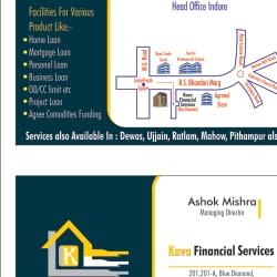 Kava Financial Services, Janjeerwala Square - Personal Loans
