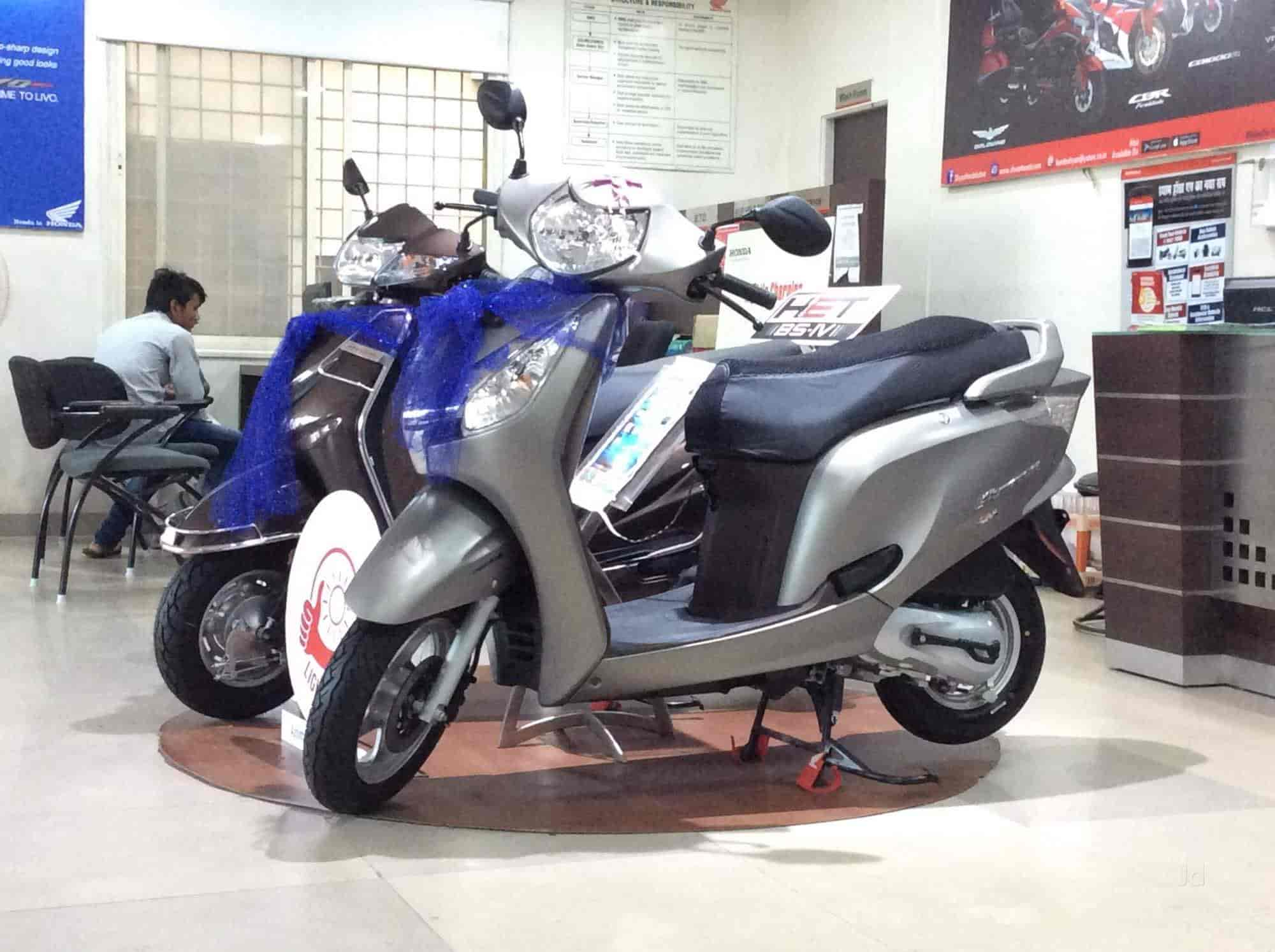 Shyam Honda Showroom Photos Annapurna Road Indore Pictures