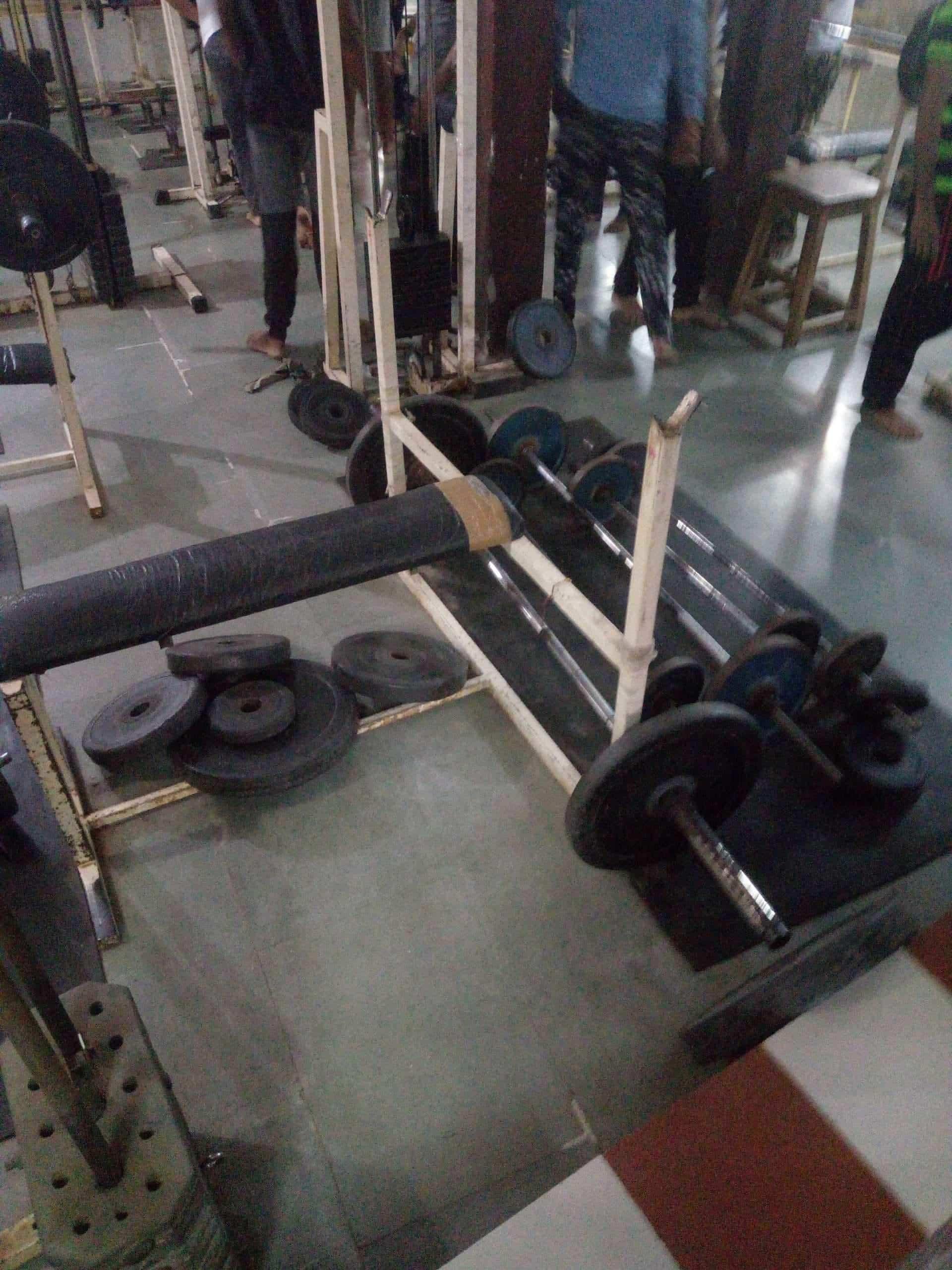 Guru Ji Health Care Gym Photos Banganga Indore Pictures Images