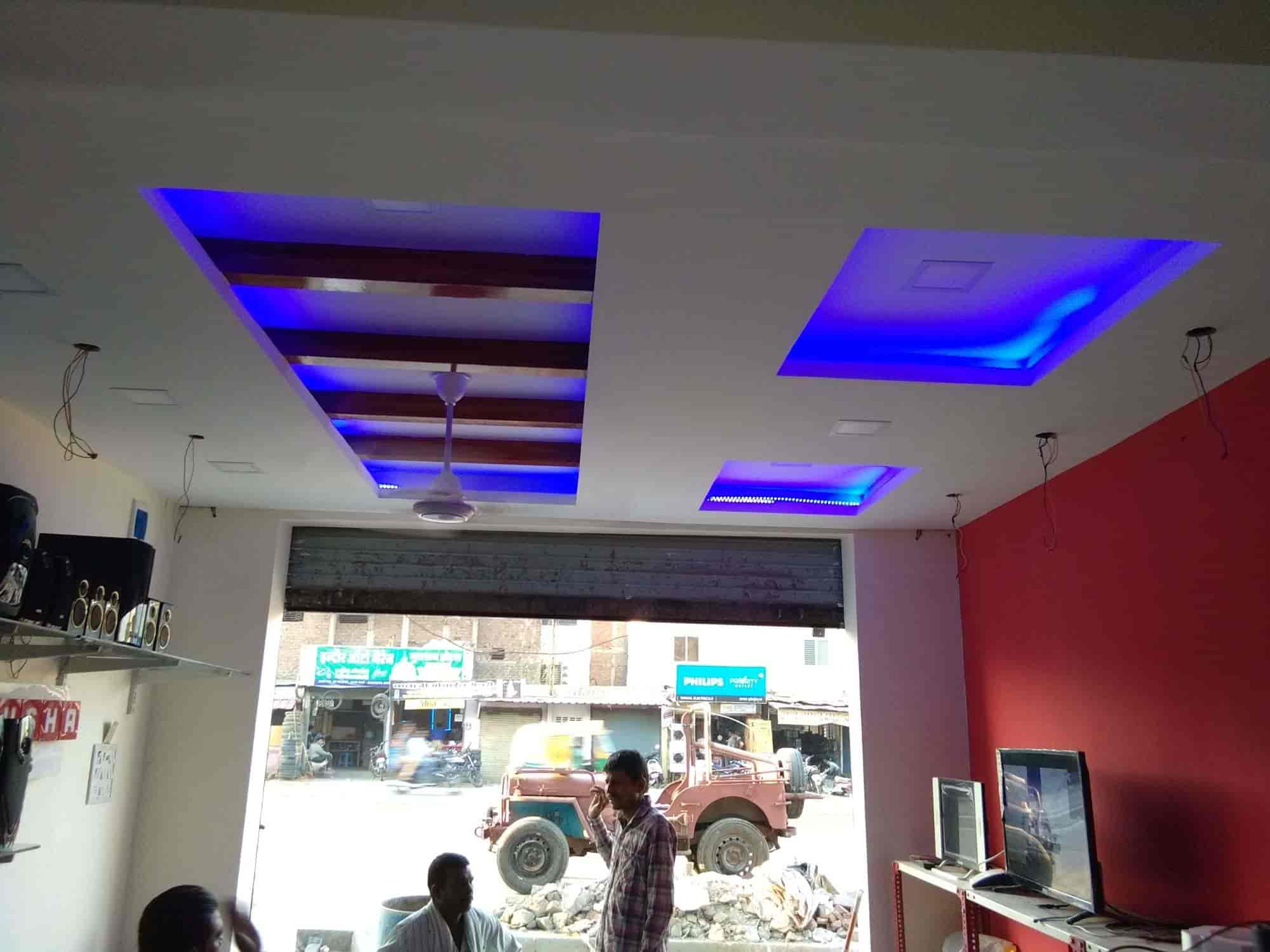 A R Home Decorating Company, Dhar Road - False Ceiling ...