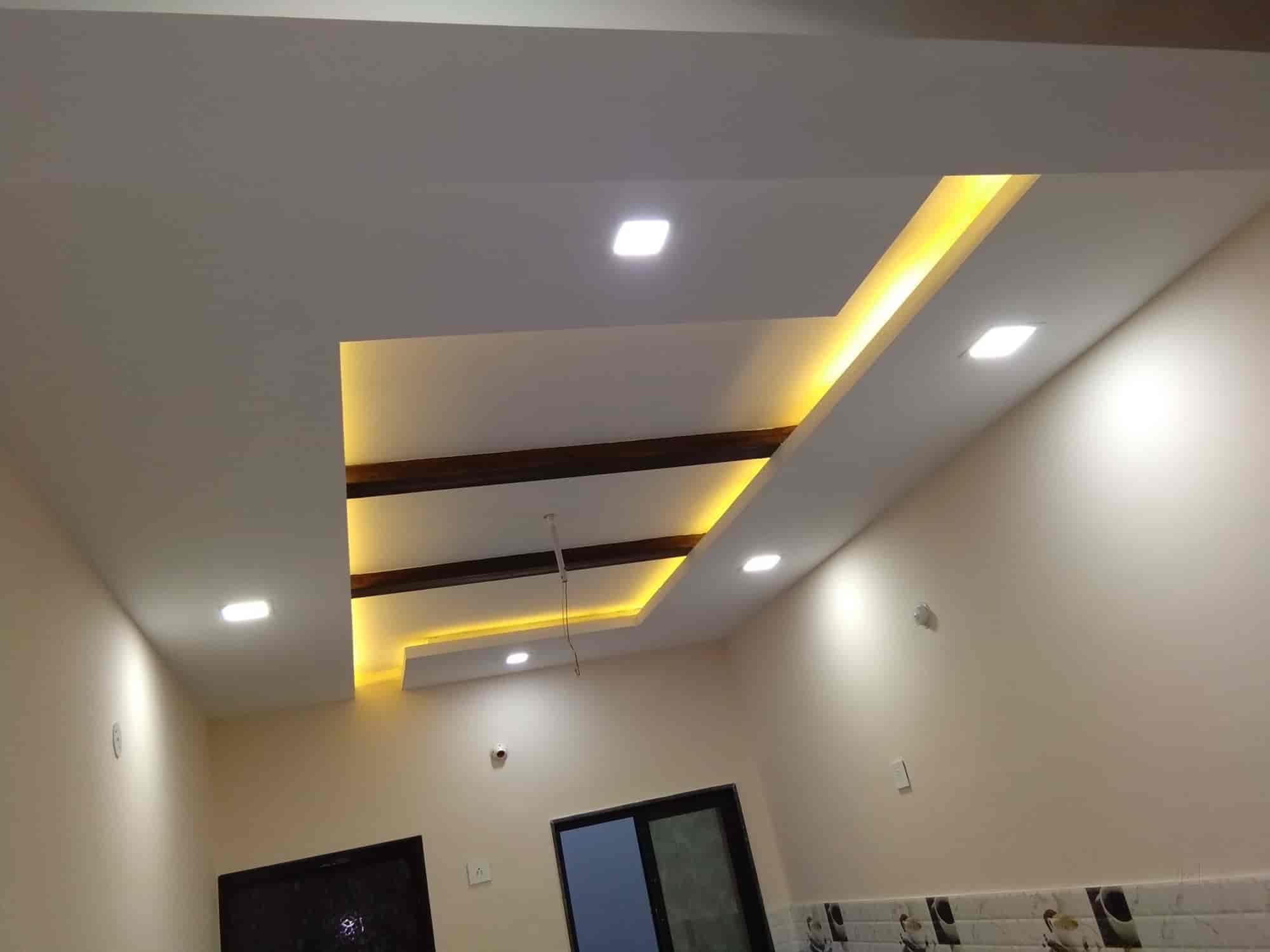 ... False Ceiling   A R Home Decorating Company Photos, Dhar Road, Indore    Pop Dealers ...