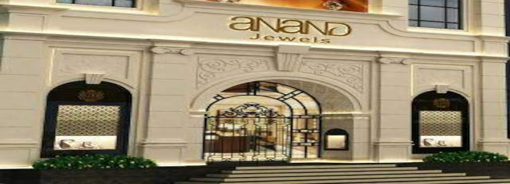 Image result for anand jewellers indore mg road