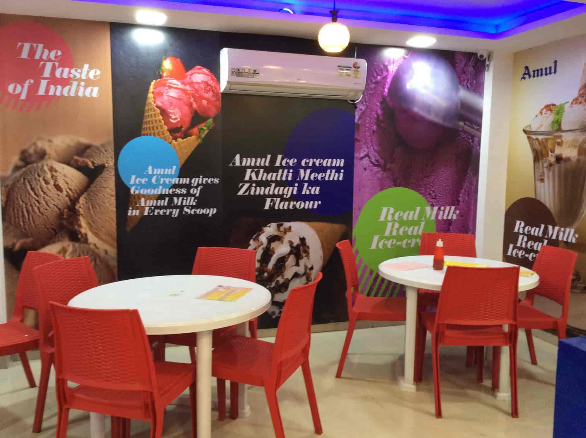 50 Ice Cream Parlour Interior Design In India Decor