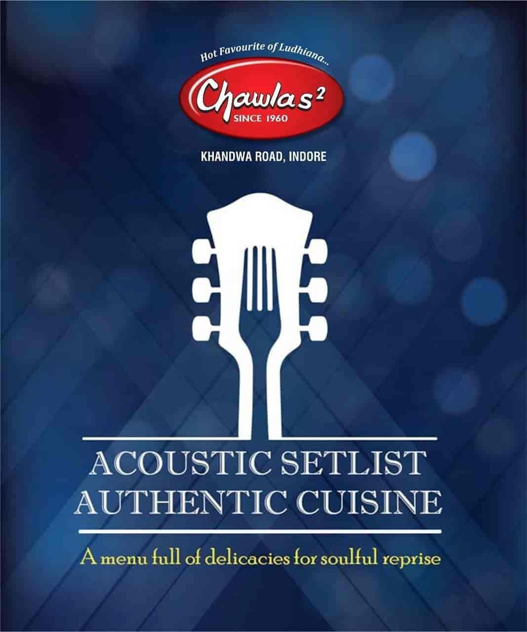 Chawla's 2, Bhawar Kuan, Indore - Restaurants - Justdial