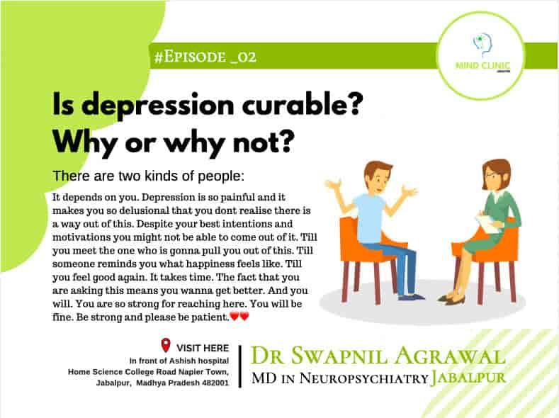 Dr Swapnil Agrawal - Mind Clinic - Psychiatrists - Book