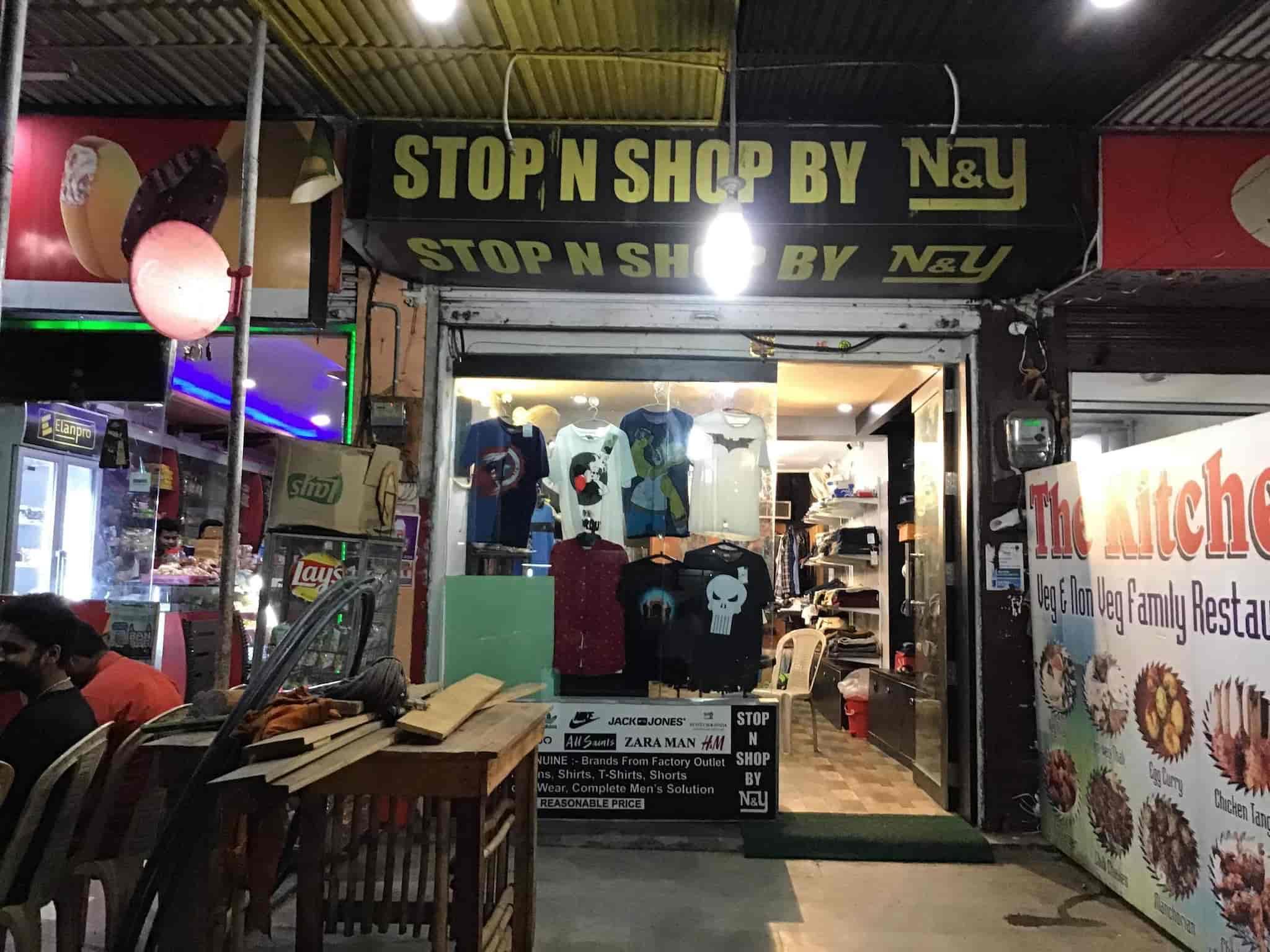 Stop N Shop Hours >> Stop N Shop Readymade Garment Retailers In Jabalpur Justdial