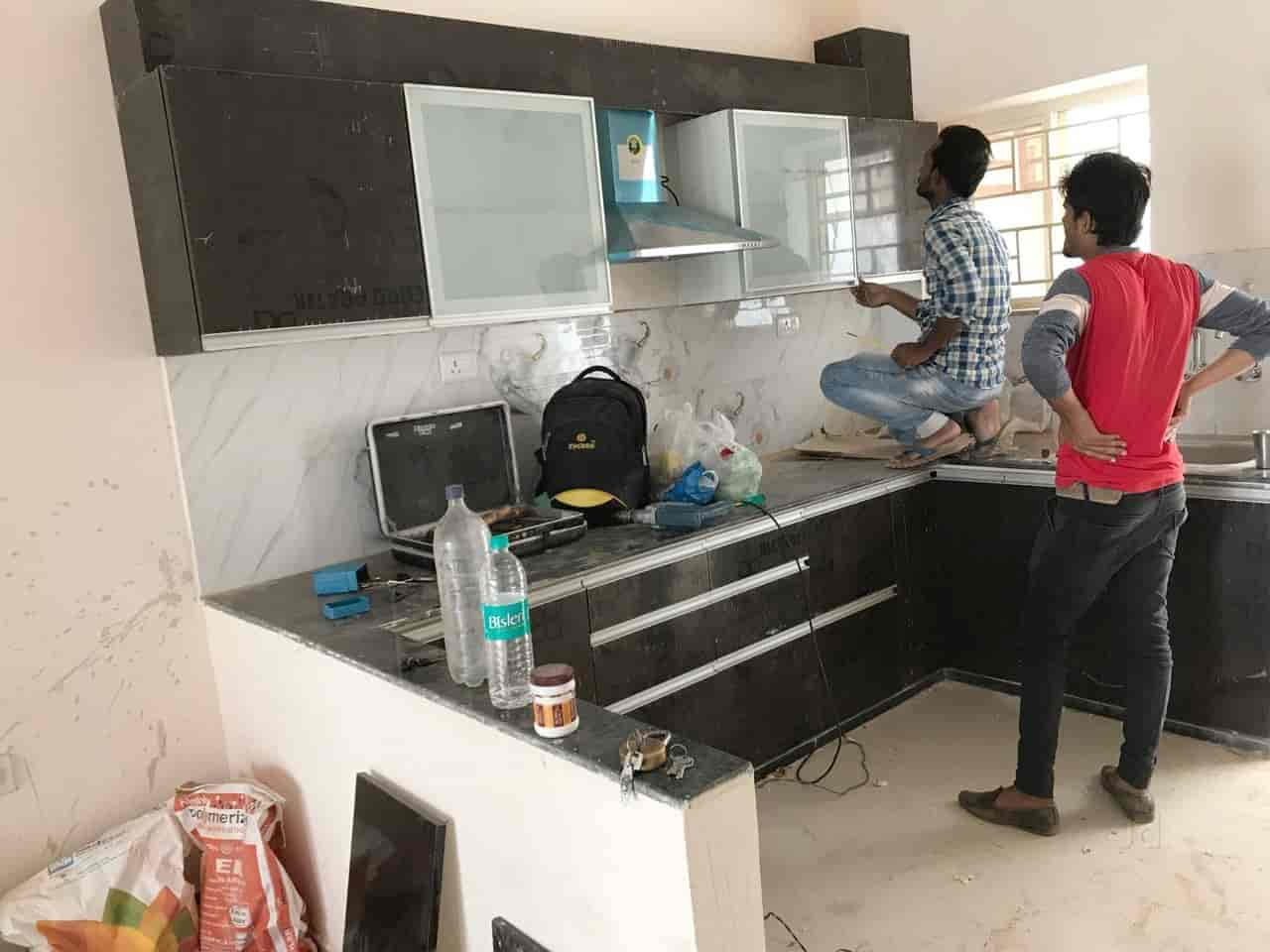 Bon ... Smart Interiors Photos, Damoh Naka, Jabalpur   Modular Kitchen Dealers  ...