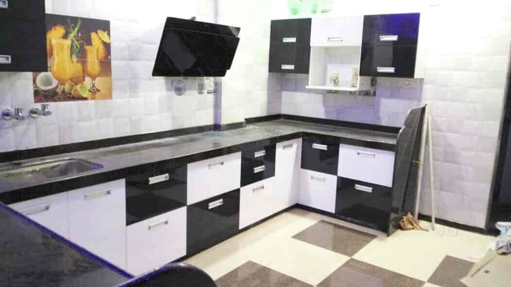Superbe Smart Interiors, Damoh Naka   Smaart Interiors   Modular Kitchen Dealers In  Jabalpur   Justdial