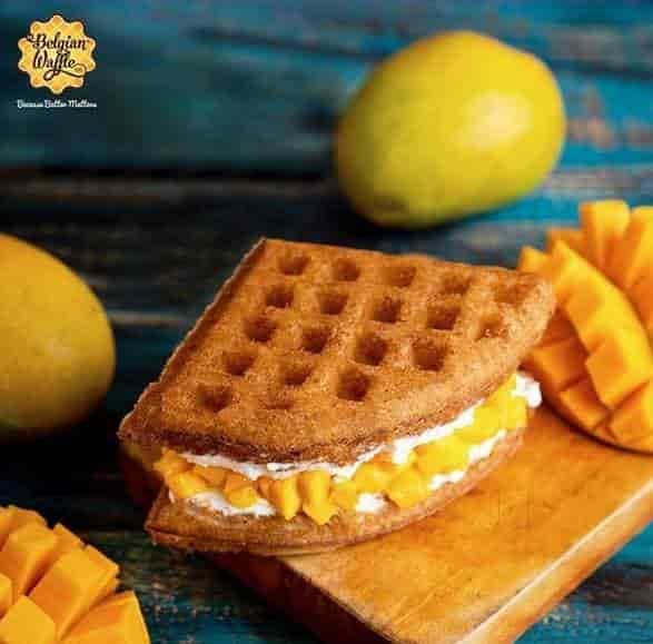 The Belgian Waffle, Russel Chowk - Coffee Shops in Jabalpur