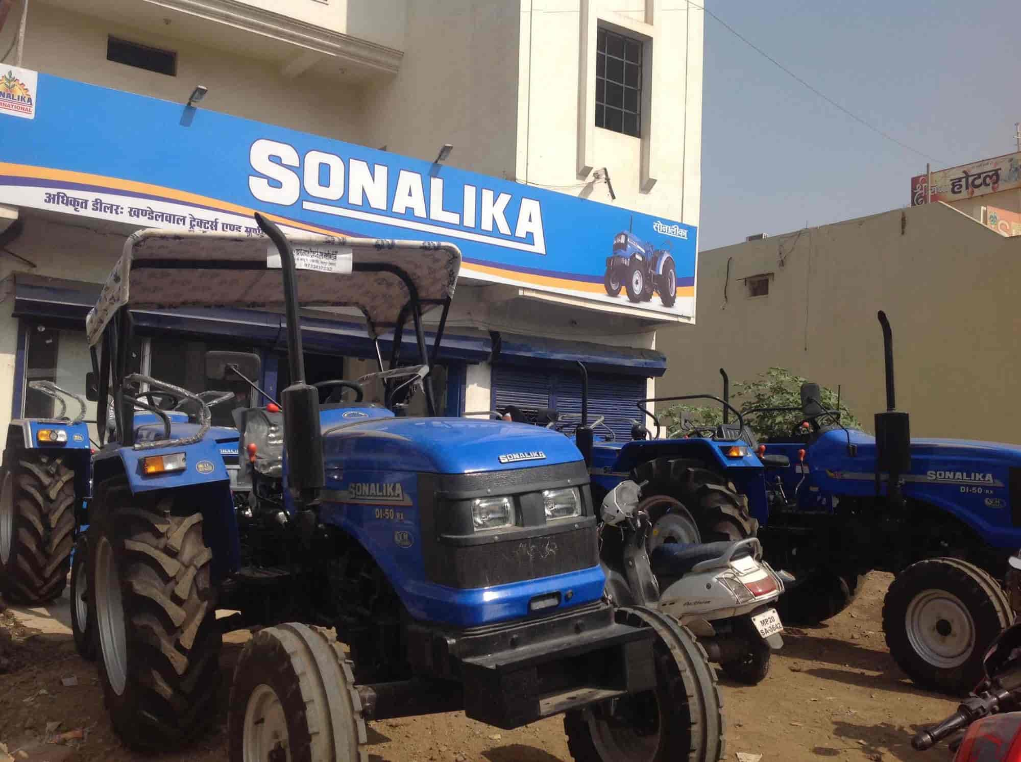 Khandelwal Tractors And Machineries, Jabalpur City - Tractor Dealers