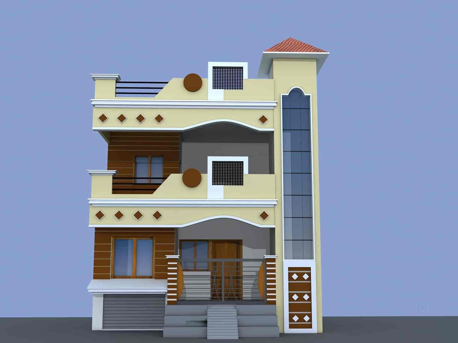 3D Home Design In Jabalpur
