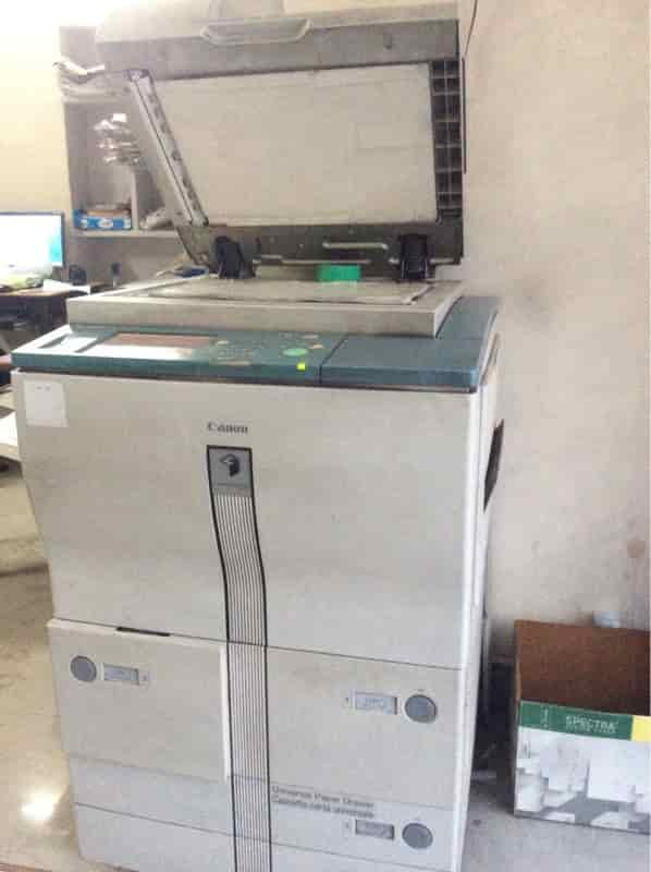 Commercial Business Card Printer Machine Choice Image