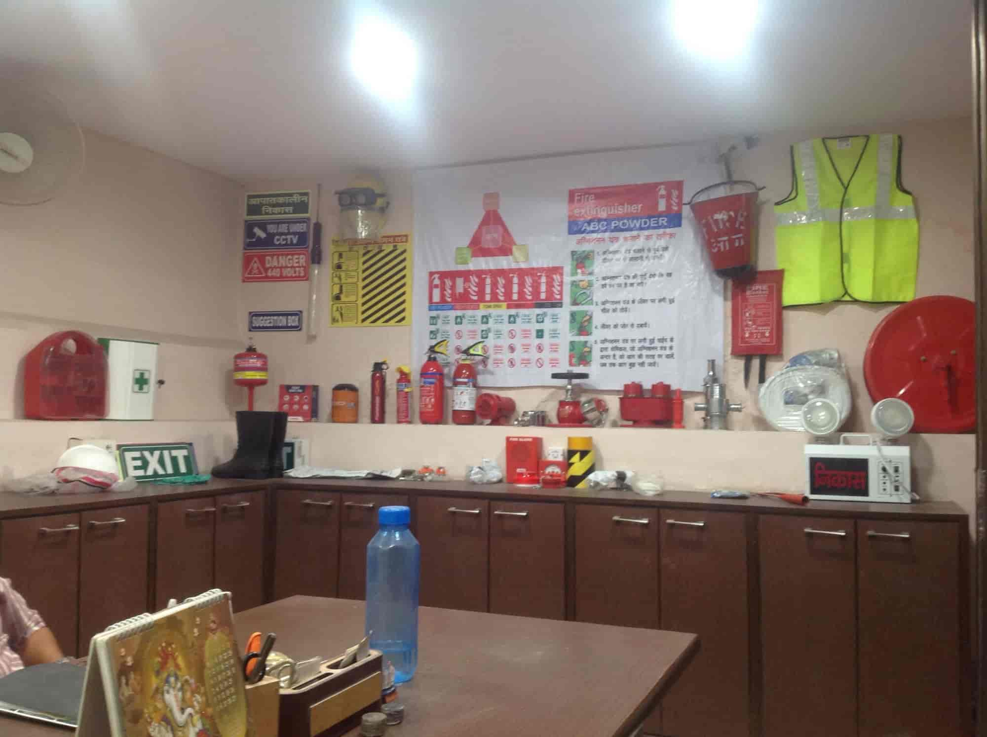 Firefox, Vaishali Nagar - Fire Extinguisher Dealers in Jaipur - Justdial
