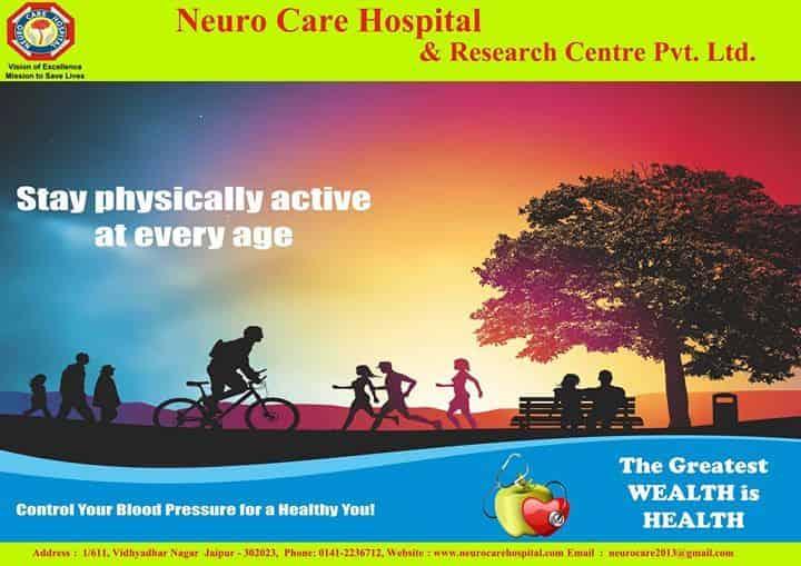 Neuro Care Hospital & Research Centre Pvt Ltd - Neurologists