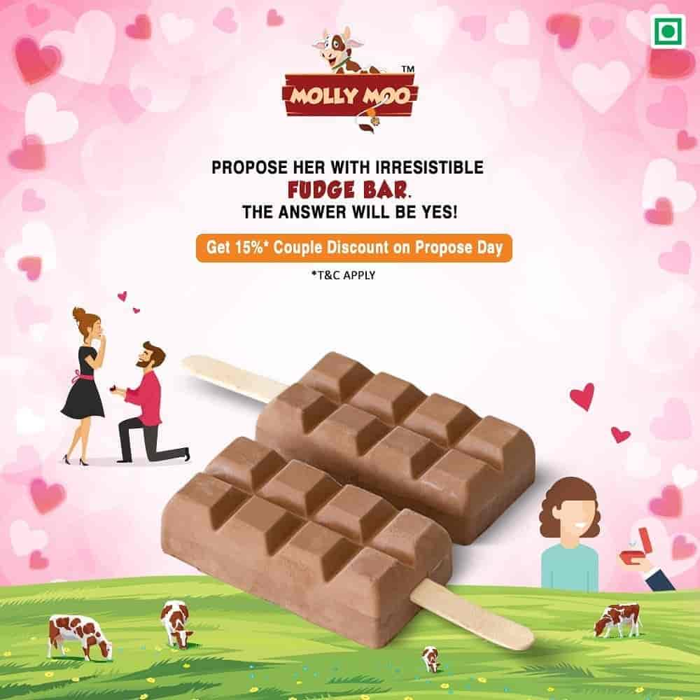 Molly Moo Ice Cream Farm, C Scheme, Jaipur - Desserts - Justdial