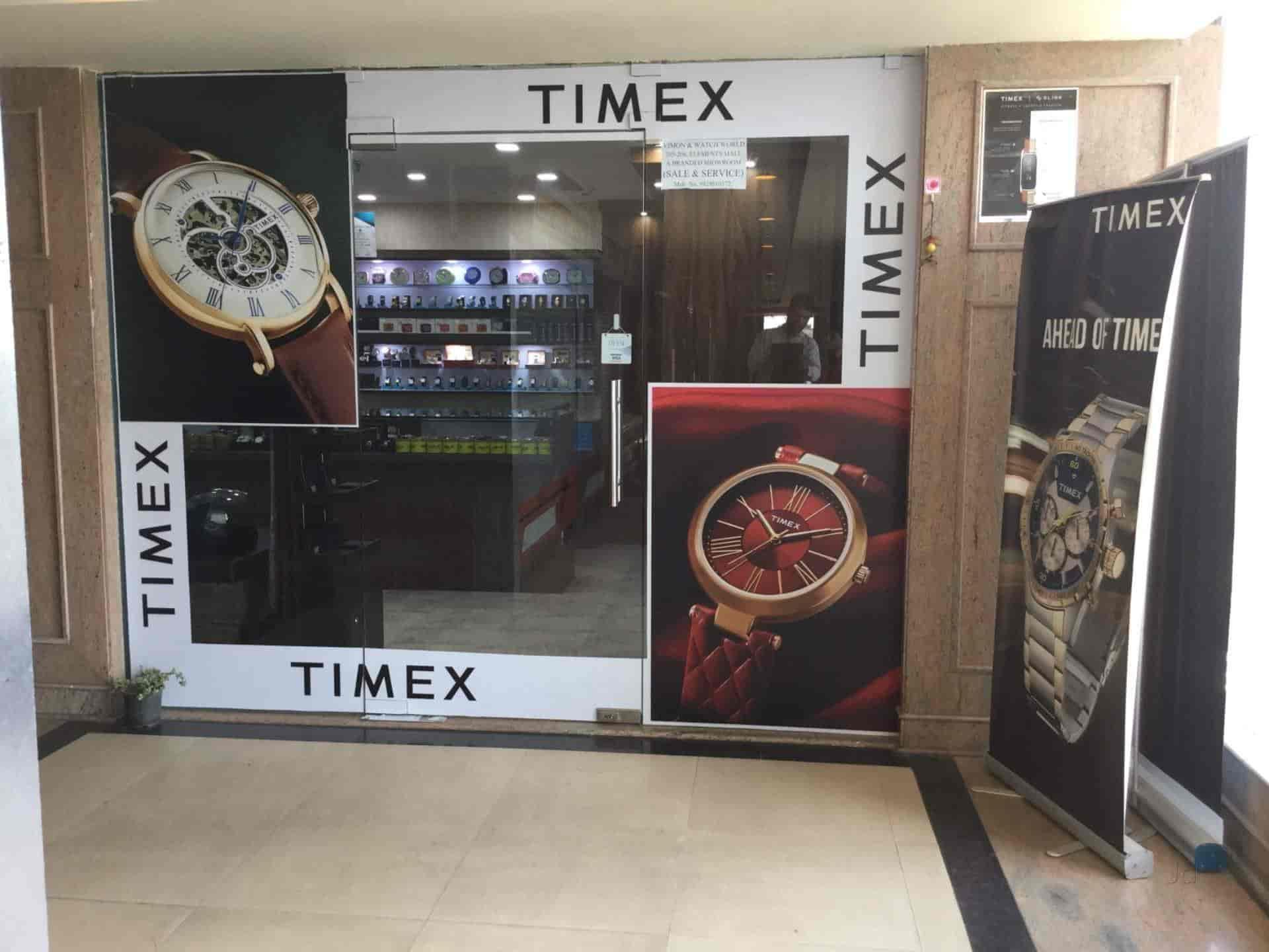 Vision & WATCH WORLD, Vaishali Nagar - Wrist Watch Dealers
