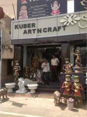 Kuber Art N Craft Adarsh Nagar Handicraft Item Manufacturers In