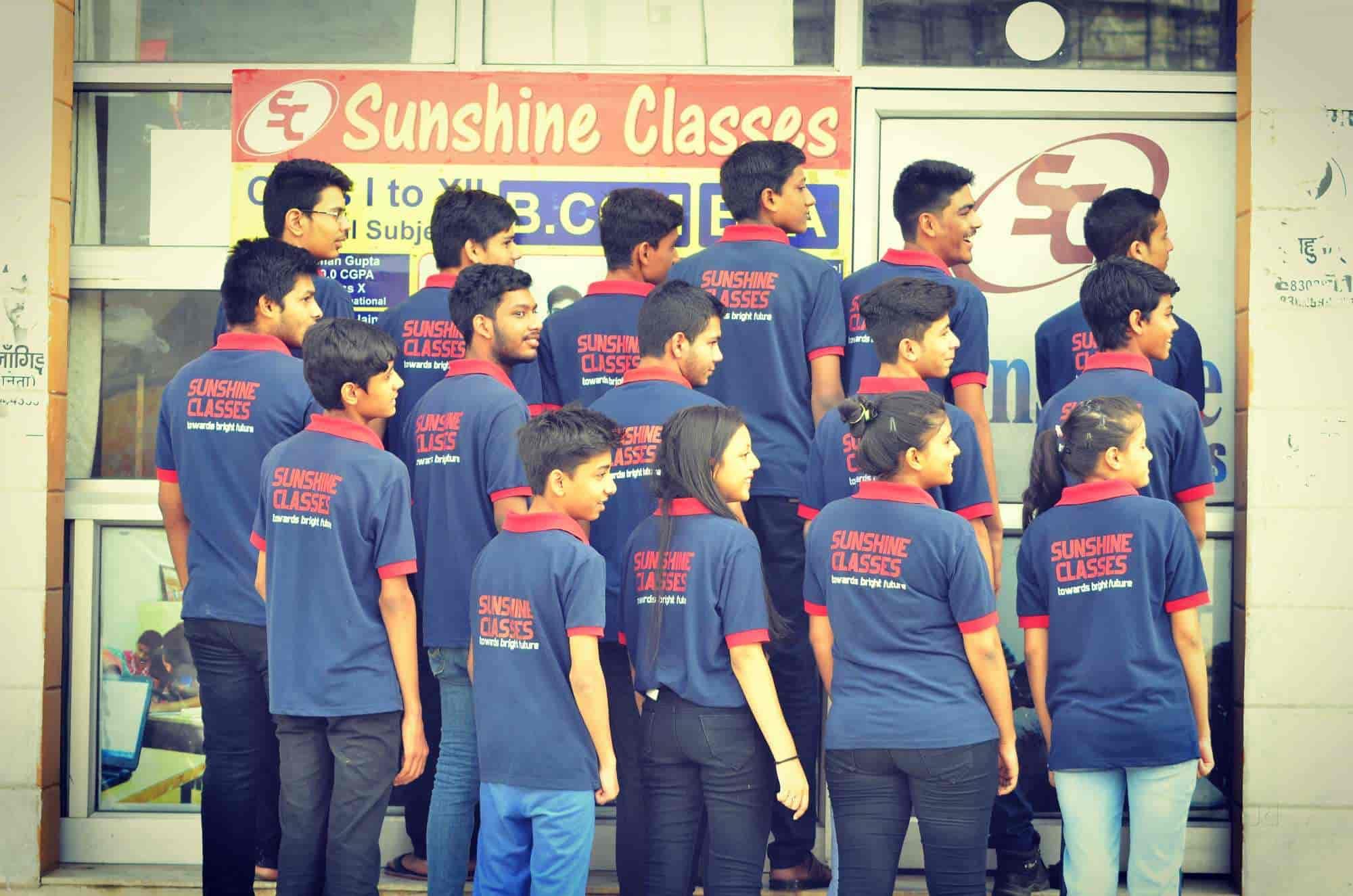 Sunshine Classes, Galta - Tutorials in Jaipur - Justdial