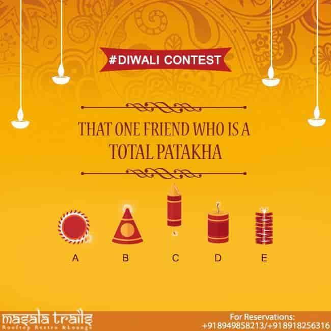 the best diwali marketing ideas for restaurant - Run online contest