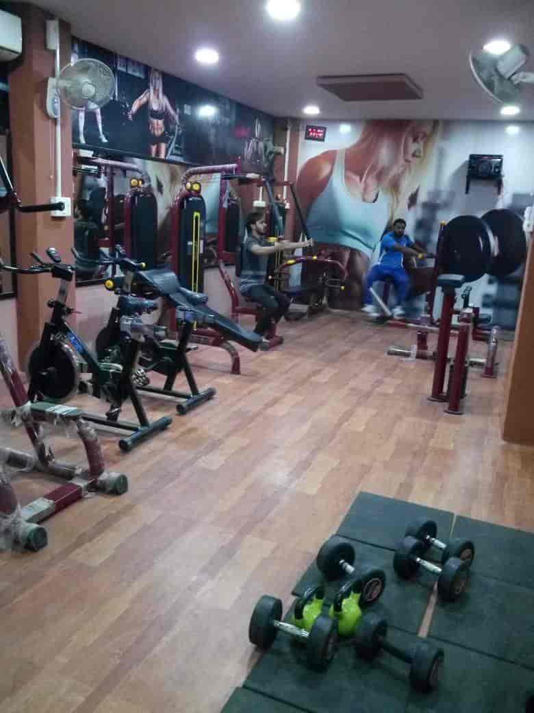 Flex Studio Gym And Fitness, Ramganj - Unisex Gyms in Jaipur - Justdial